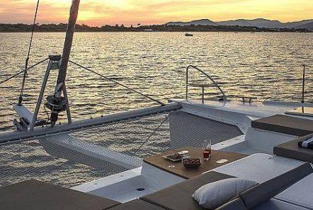 new horizons ii catamaran views_valef -  Valef Yachts Chartering - 5385