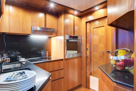 aimilia motor yacht galley_valef -  Valef Yachts Chartering - 5862