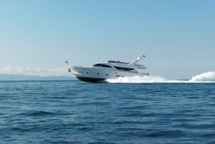 aimilia motor yacht running shot_valef -  Valef Yachts Chartering - 5852