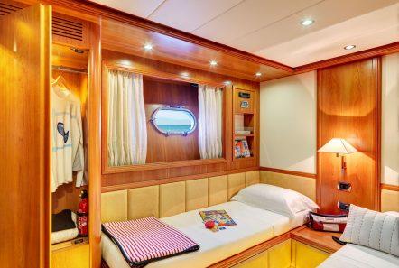 aimilia motor yacht twins stateroom (1)_valef -  Valef Yachts Chartering - 5858