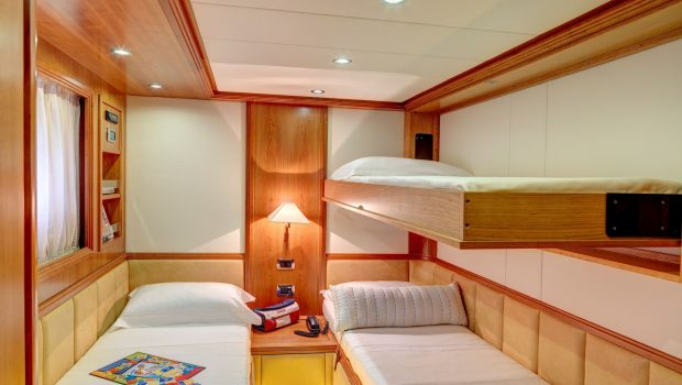 aimilia motor yacht twins stateroom (2)_valef -  Valef Yachts Chartering - 5859