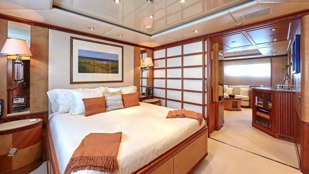 lady ellen ii VIP stateroom (2)_valef -  Valef Yachts Chartering - 5647
