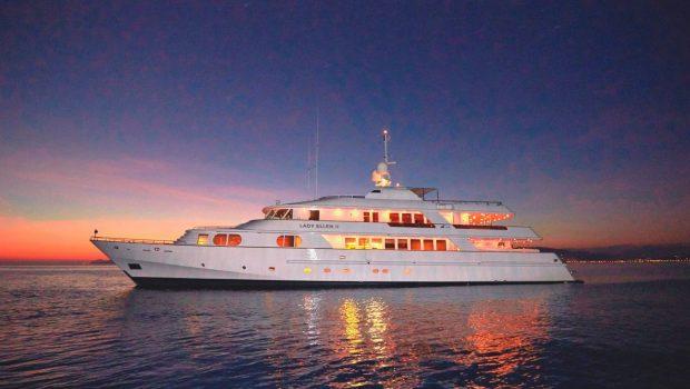 lady ellen ii sunset_valef -  Valef Yachts Chartering - 5658
