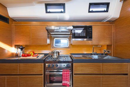 Nadamas Galley (1) -  Valef Yachts Chartering - 6656