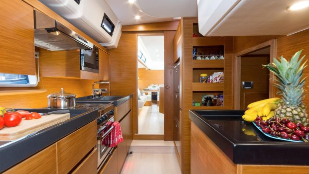 Nadamas Galley (2) -  Valef Yachts Chartering - 6655