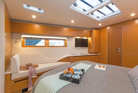 Nadamas Guest cabins (1) -  Valef Yachts Chartering - 6654