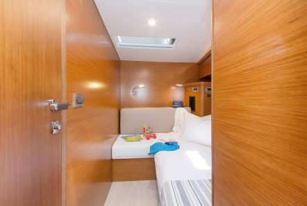 Nadamas Guest cabins (2) -  Valef Yachts Chartering - 6653