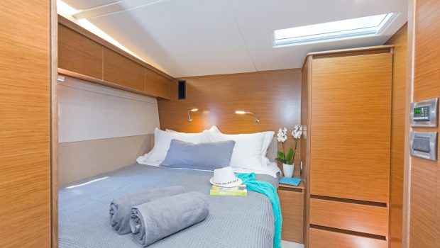 Nadamas Guest cabins (3) -  Valef Yachts Chartering - 6652