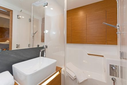 Nadamas Guest cabins (5) -  Valef Yachts Chartering - 6650