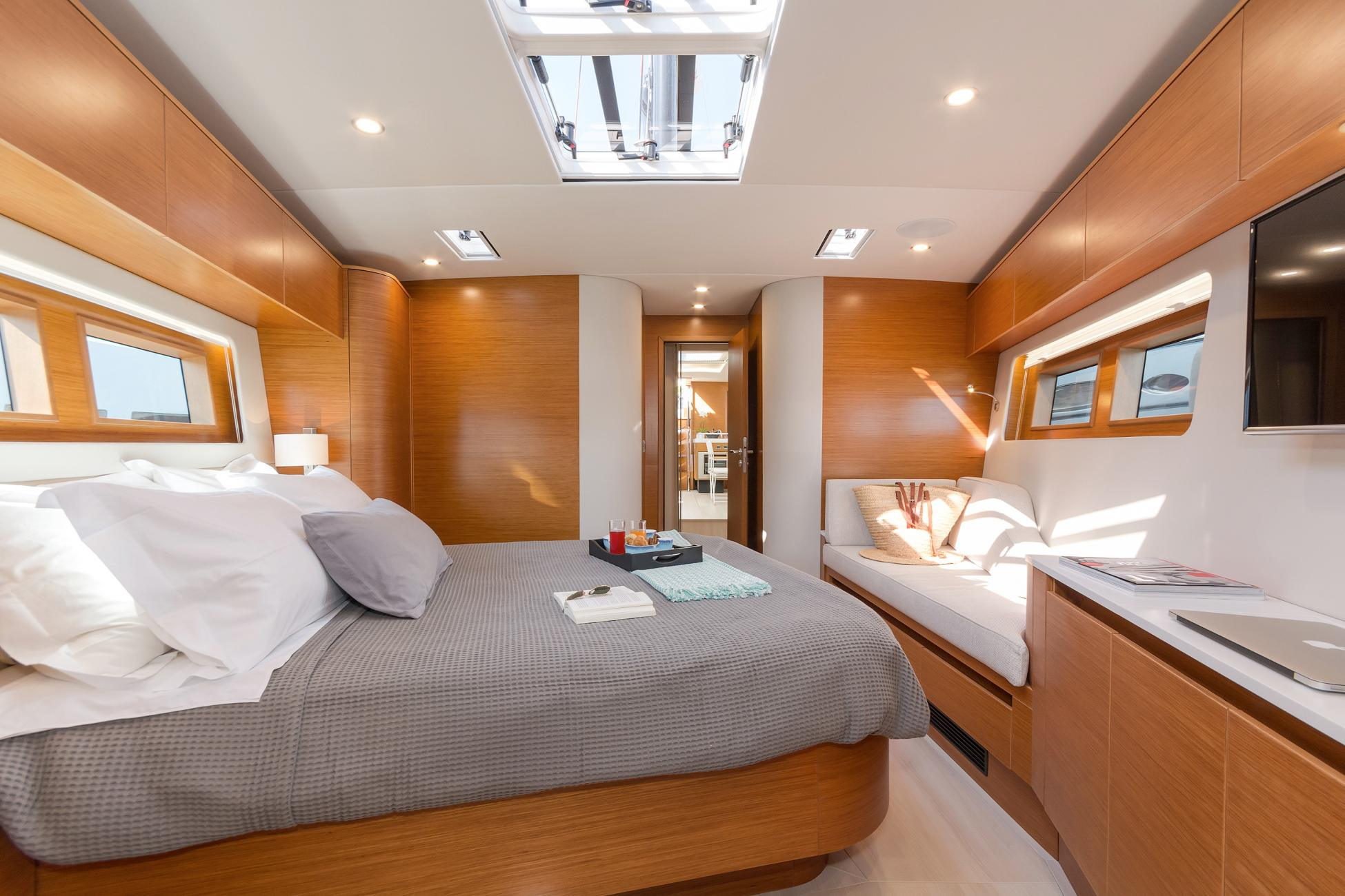 Nadamas Master (2) -  Valef Yachts Chartering - 6643