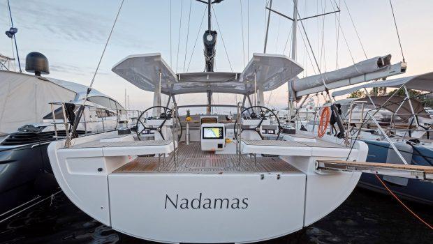 Nadamas aft -  Valef Yachts Chartering - 6663