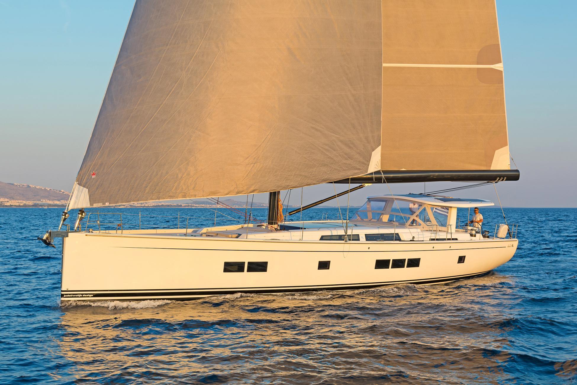 Nadamas profile -  Valef Yachts Chartering - 6642