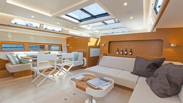 Nadamas salon (1) -  Valef Yachts Chartering - 6641
