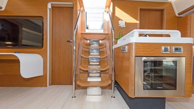 Nadamas salon (4) -  Valef Yachts Chartering - 6640