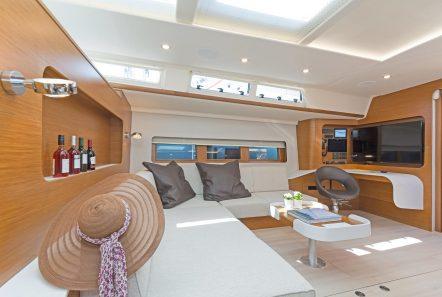 Nadamas salon (6) -  Valef Yachts Chartering - 6638