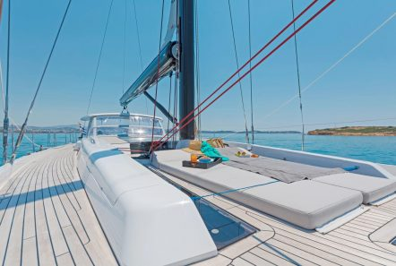 Nadamas sundeck (1) -  Valef Yachts Chartering - 6635