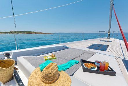 Nadamas sundeck (2) -  Valef Yachts Chartering - 6634