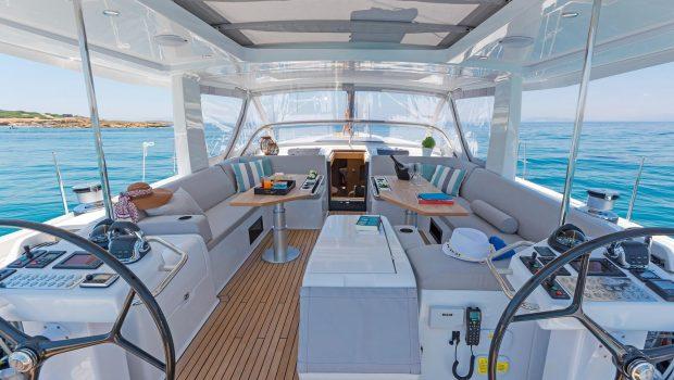 Nadamas sundeck (3) -  Valef Yachts Chartering - 6633