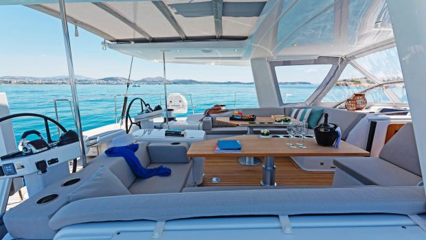 Nadamas sundeck (5) -  Valef Yachts Chartering - 6631