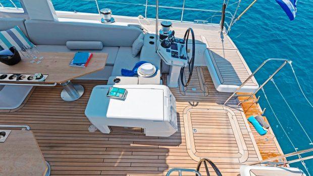 Nadamas swim platform (1) -  Valef Yachts Chartering - 6630