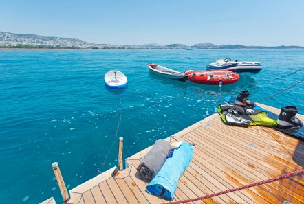Nadamas swim platform (2) -  Valef Yachts Chartering - 6629