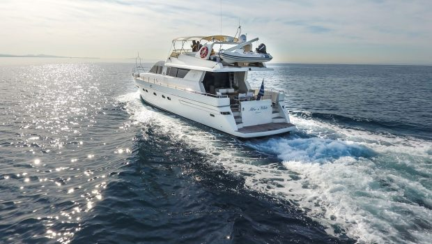 BLUE N WHITE (1) -  Valef Yachts Chartering - 6427