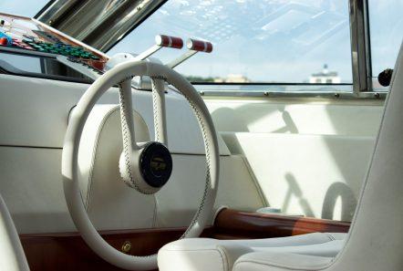 BLUE N WHITE bridge -  Valef Yachts Chartering - 6446