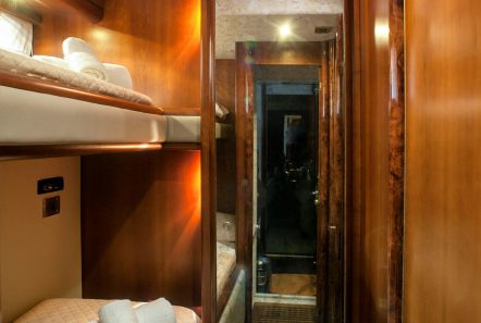 BLUE N WHITE bunks -  Valef Yachts Chartering - 6445