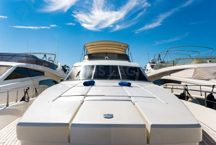 BLUE N WHITE exterior (4) -  Valef Yachts Chartering - 6439