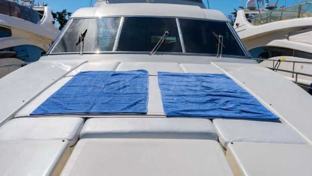 BLUE N WHITE exterior (5) -  Valef Yachts Chartering - 6438