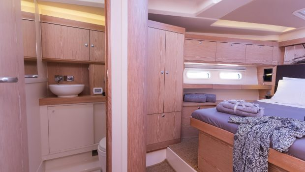 Pharia Owners cabin (2) -  Valef Yachts Chartering - 6679