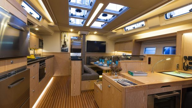 Pharia Salon (1) -  Valef Yachts Chartering - 6678