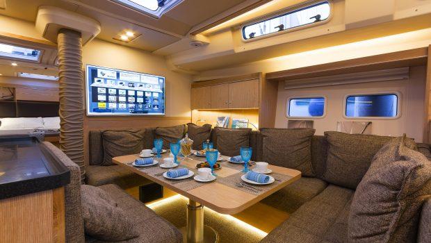 Pharia Salon (2) -  Valef Yachts Chartering - 6677