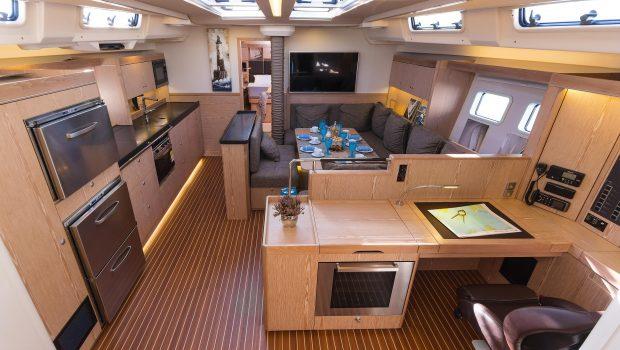 Pharia Salon (4) -  Valef Yachts Chartering - 6675