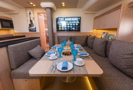 Pharia dining (2) -  Valef Yachts Chartering - 6690
