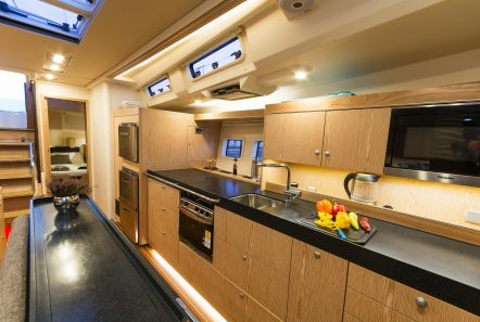 Pharia galley (1) -  Valef Yachts Chartering - 6683