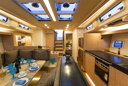Pharia galley (2) -  Valef Yachts Chartering - 6682