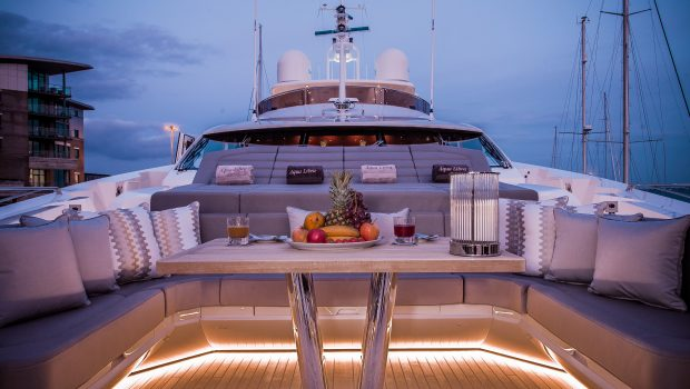 AQUA LIBRE (19) -  Valef Yachts Chartering - 6484