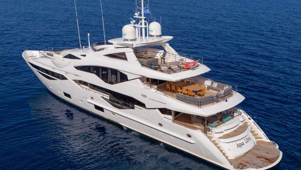 AQUA LIBRE (4) -  Valef Yachts Chartering - 6486