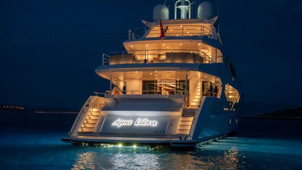 AQUA LIBRE Aft -  Valef Yachts Chartering - 6483