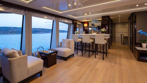 AQUA LIBRE Bar -  Valef Yachts Chartering - 6482