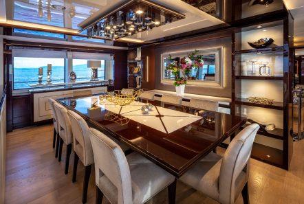 AQUA LIBRE Dining -  Valef Yachts Chartering - 6481