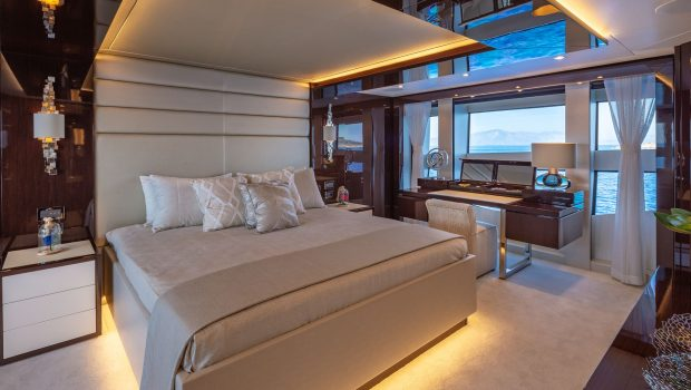 AQUA LIBRE Owners cabin -  Valef Yachts Chartering - 6477
