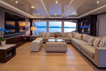AQUA LIBRE Salon (1) -  Valef Yachts Chartering - 6475