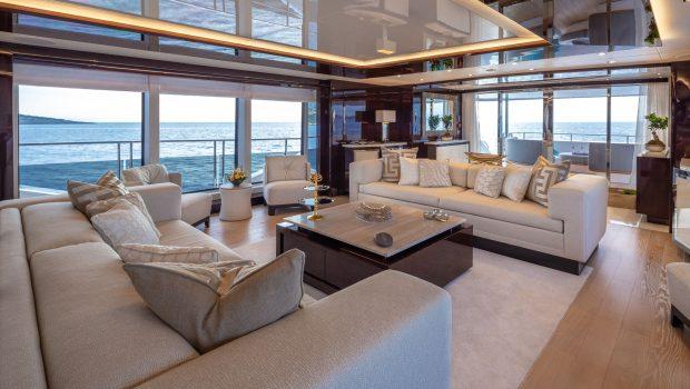 AQUA LIBRE salon (3) -  Valef Yachts Chartering - 6473