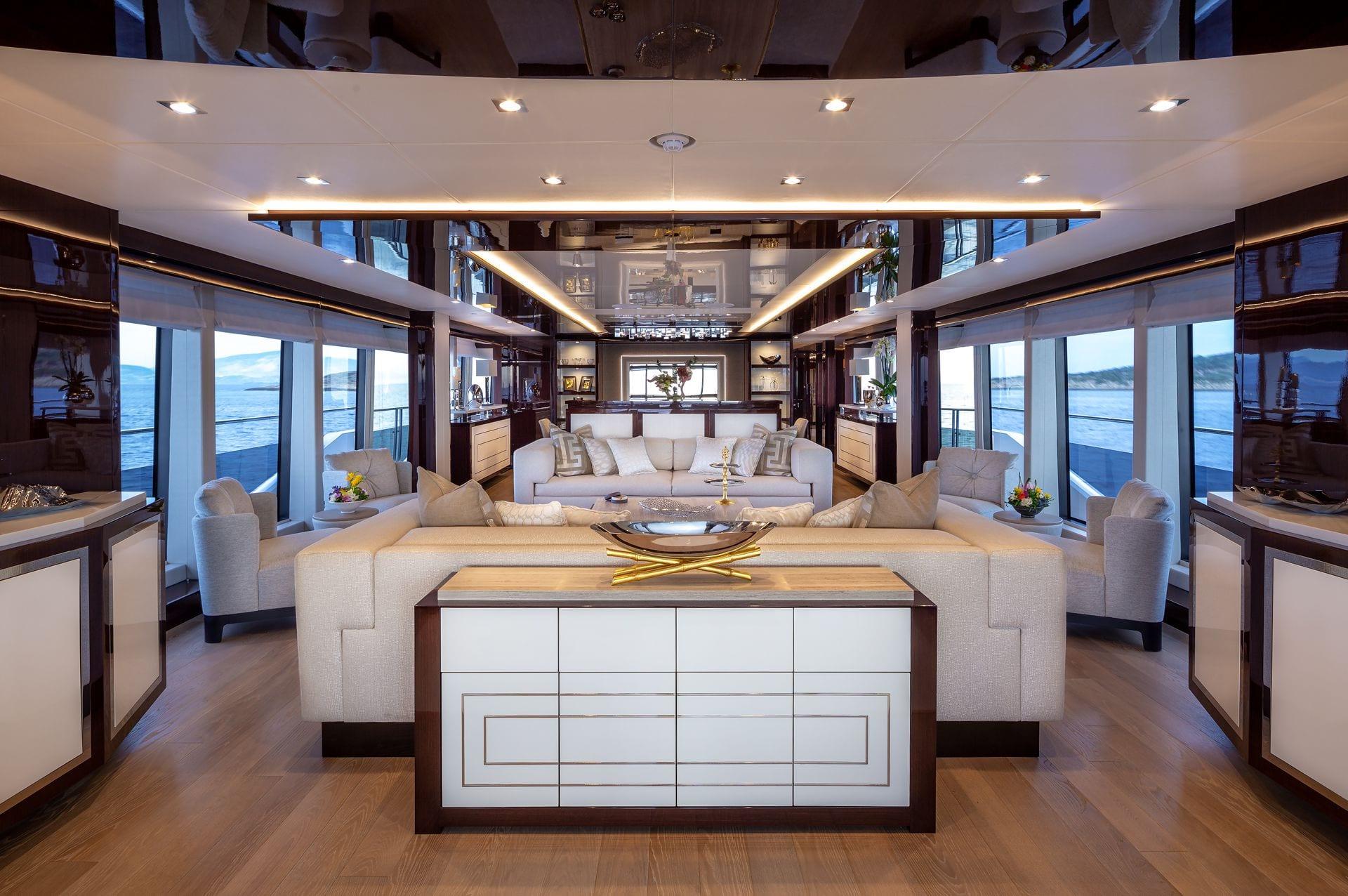 AQUA LIBRA salon (4) -  Valef Yachts Chartering - 6472