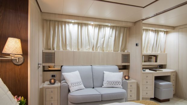 acionna charter yacht master stateroom (3)_valef -  Valef Yachts Chartering - 5891