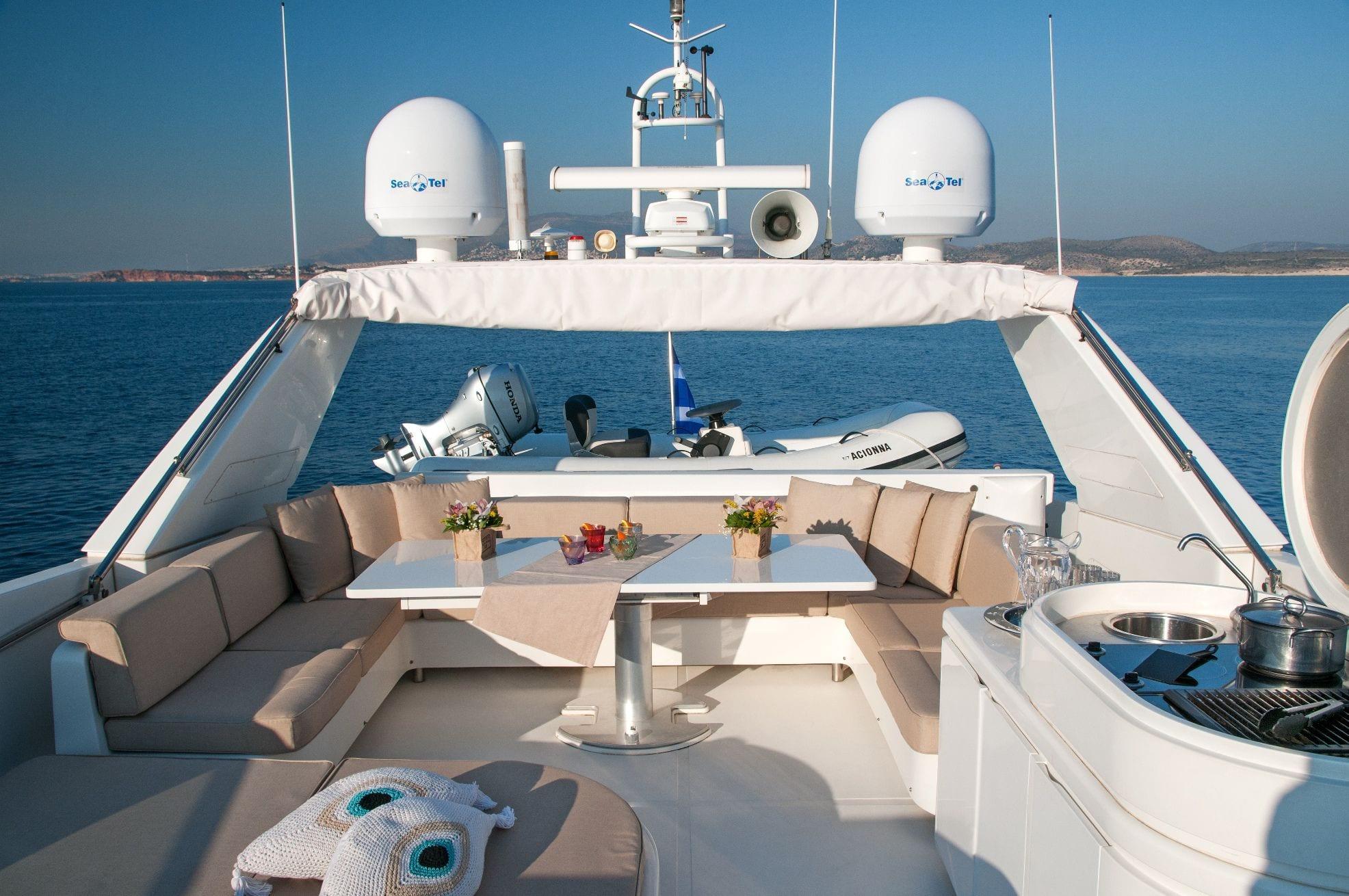 acionna charter yacht sundeck (1)_valef -  Valef Yachts Chartering - 5871