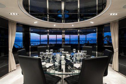 bliss dining luxury charter yacht_valef -  Valef Yachts Chartering - 5753