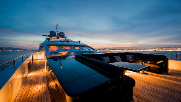 bliss fore bow luxury charter yacht_valef -  Valef Yachts Chartering - 5746